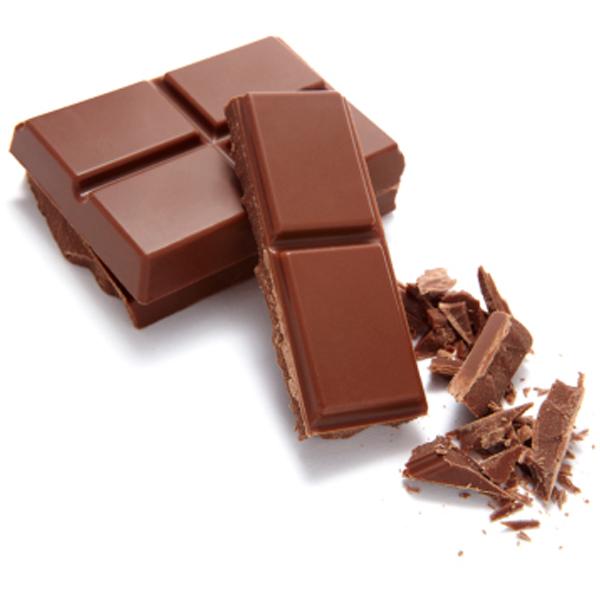 Mliečna čokoláda parfém na výrobu mydla