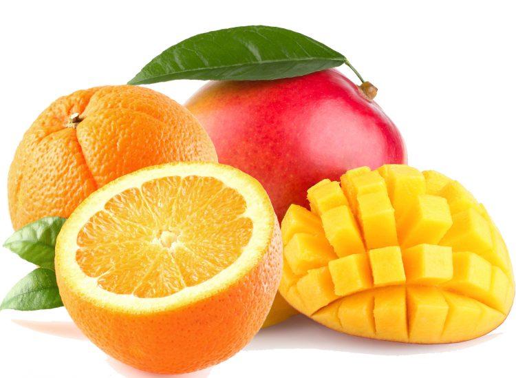 Tropická vôňa do mydla a kozmetiky mango a citrus