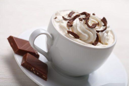 vona do mydla a kozmetiky cokolada a kava