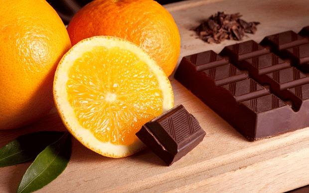 Vôňa do mydla a kozmetiky Pomoranč a čokoláda