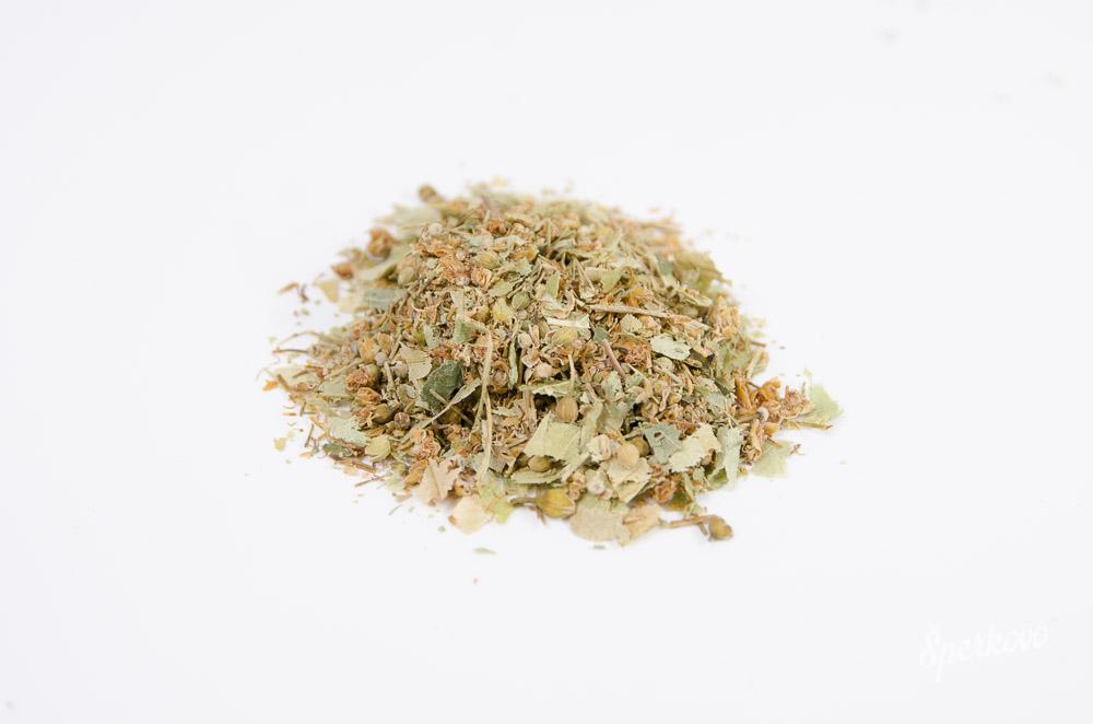 Sušená lipa bylinka na výrobu kozmetiky