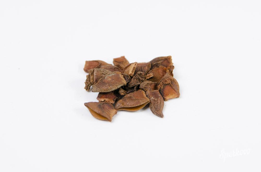 Sušený badyán plody na výrobu mydla