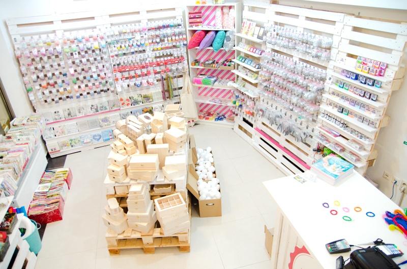 Kreatívne potreby Šperkovo Obchodná Bratislava