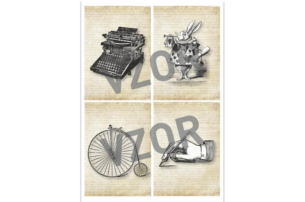 Transferový papier T40-022