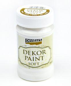Akrylová farba Decor Paint biela