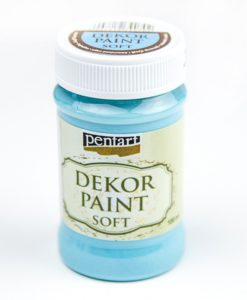Akrylová farba Decor Paint nebeská modrá