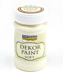 Akrylová farba Decor Paint slonovinová
