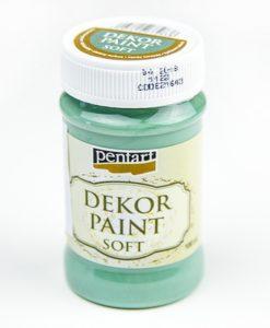 Akrylová farba Decor Paint tyrkysová zelená