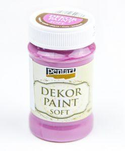 Akrylová farba na dekupáž Decor Paint černicová