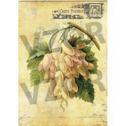 Ryžový papier na dekupáž R711