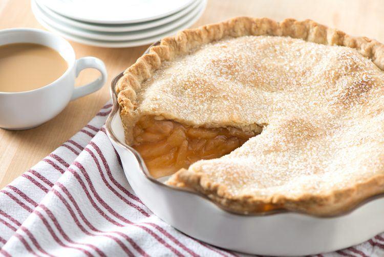 Príjemná vôňa co mydla a kozmetiky jablková koláč