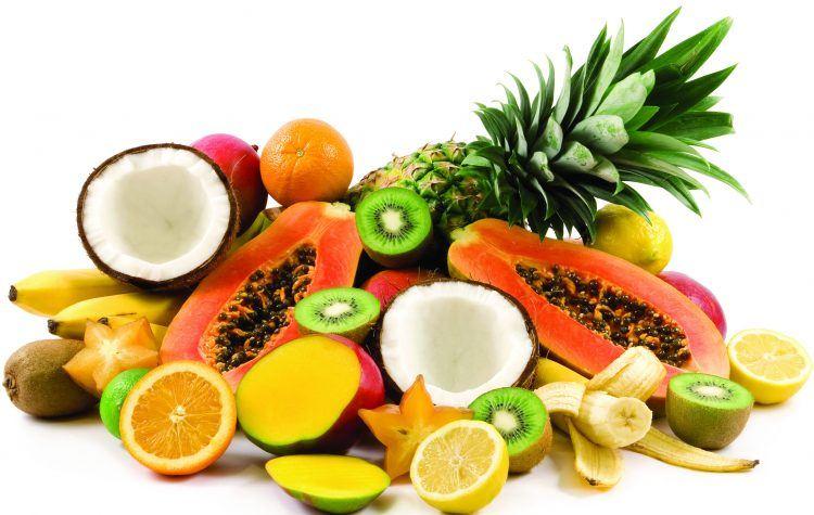 Tropický mix vôňa co mydla a kozmetiky