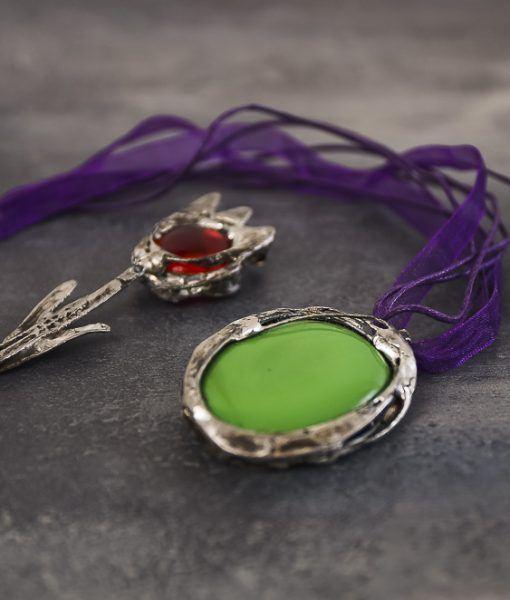 Kreatívny kurz Cínované šperky