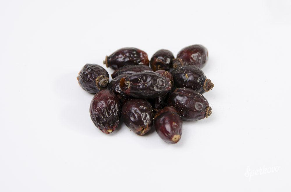 Sušené plody šípky vhodné do mydla a kozmetiky