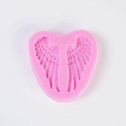 Forma na mydielka - anjelské krídla