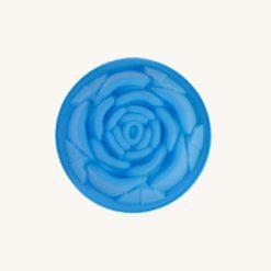 Mydlová silikónová forma Ružičky