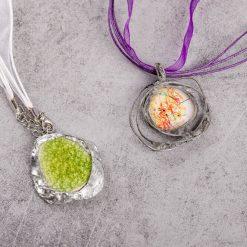 Kreatívny kurz Cínované šperky tiffany