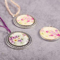 Kreatívny kurz Krištálová živica šperky