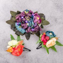 Kreatívny kurz Kvetinové čelenky