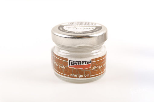 Antikovacia pasta značky Pentart biela
