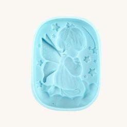 Forma na mydlo silikónová Anjelik dievčatko