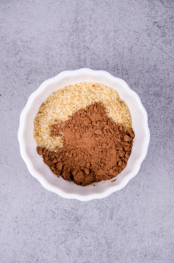 Návod na domáci čokoládový peeling