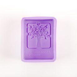Silikónová forma na mydlo velký strom