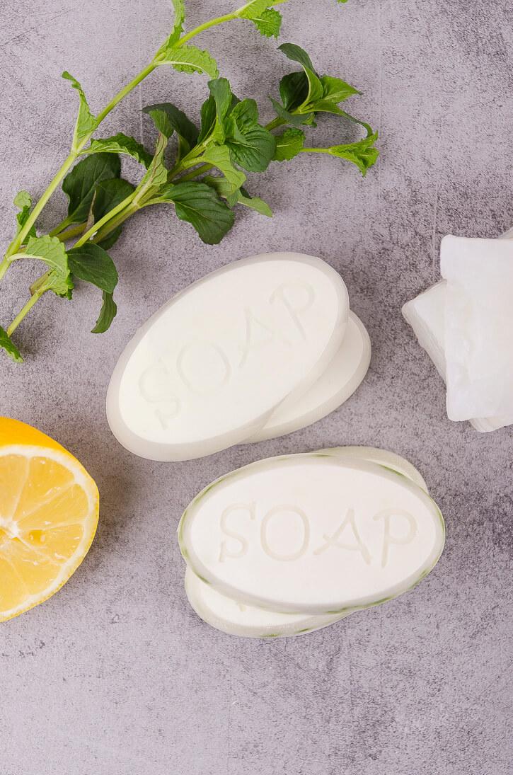 Ako vyrobiť mydlo s citrónom doma