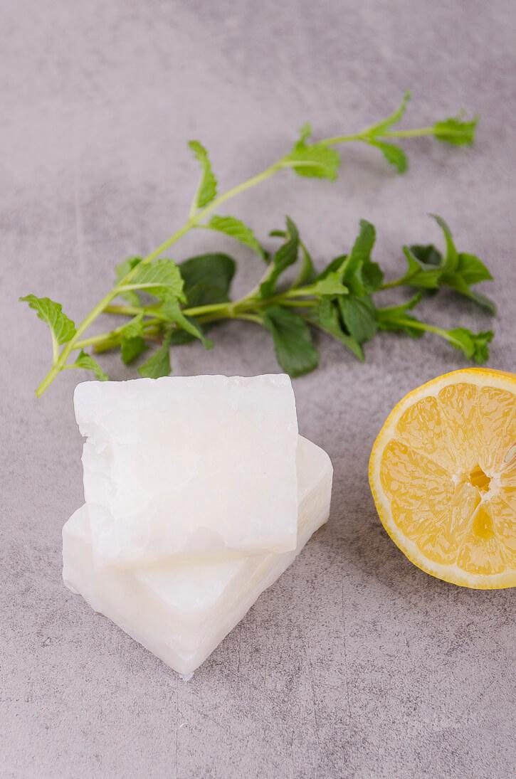 Pomôcky na výrobu mydla