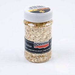 Dymová fólia na zlátenie 100 ml tmavá zlatá