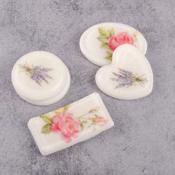 Kreatívny kurz výroba mydla s decoupage