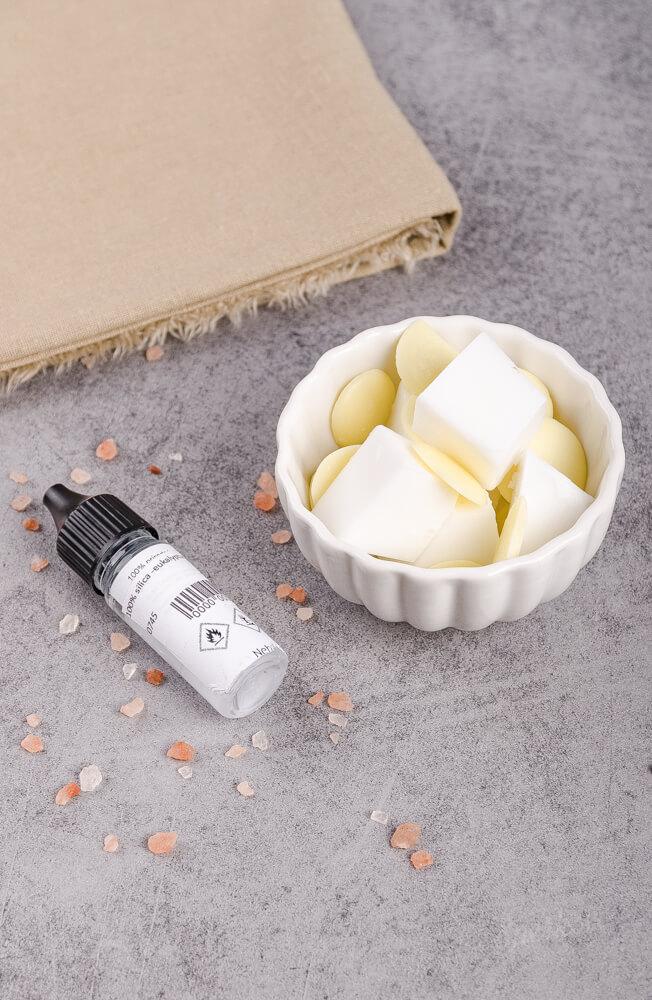 Návod na luxusné hydratačné mydlo s bambuckým maslom