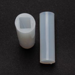 Silikónová forma na zalievané šperky točený hranol