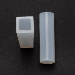 Silikónová forma na zalievané živicové šperky hranol