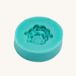 Forma na mydlo kvet malý