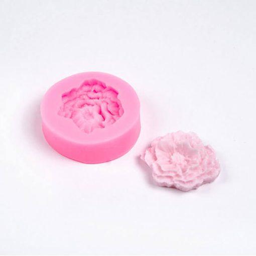 Forma na mydlo vlčí mak