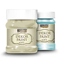 Decor paint soft