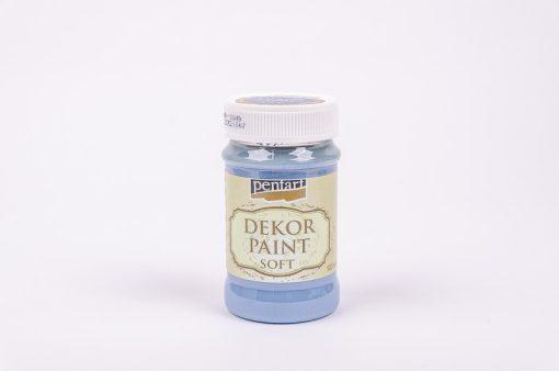Akrylová farba Decor Paint džínsovo modrá