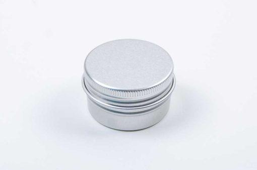 Hliníková dózička 30 ml na kozmetiku