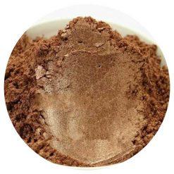 Práškové farbivo do kozmetiky MICA 5 g bronzová