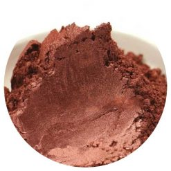 Práškové farbivo do kozmetiky MICA 5 g medená