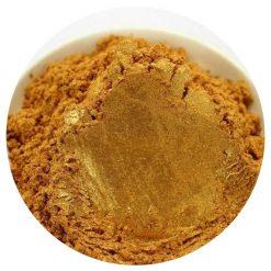 Práškové farbivo do kozmetiky MICA 5 g zlatá iskrivá