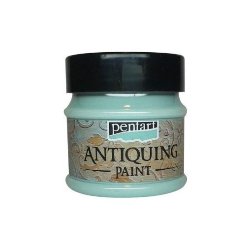 Antikovacia farba patinovomodrá 50 ml