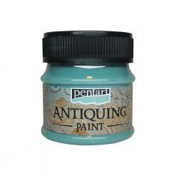 Antikovacia farba patinovozelená 50 ml