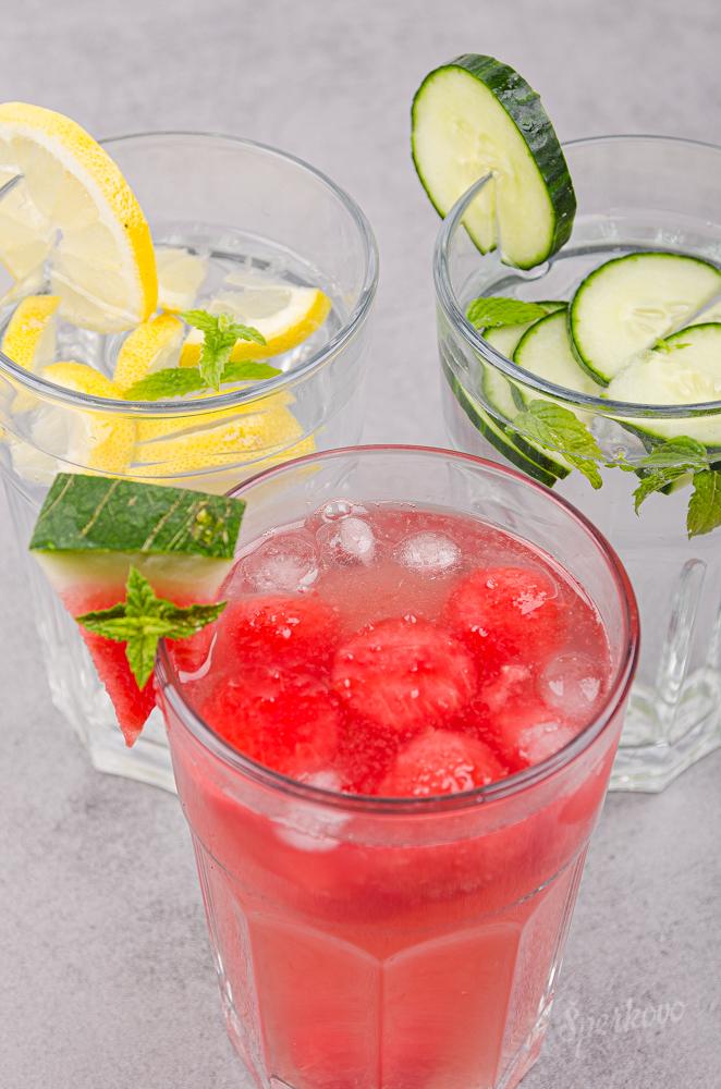 Domáce limonady to pravé letné osvieženie