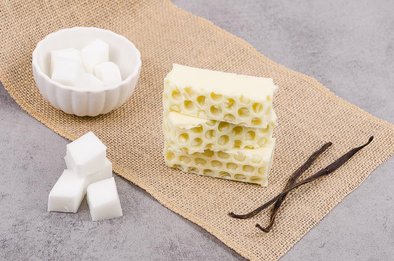 Návod ako si doma vyrobiť mydlo s vanilkou