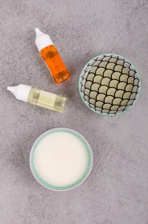 Pomôcky na výrobu mydla s medom