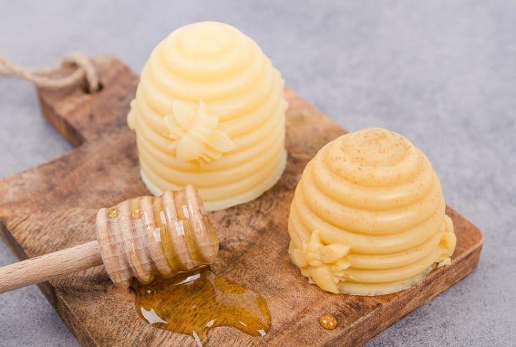 Návod na výrobu mydla s medom - úliky