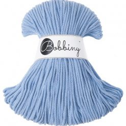 Špagát Bobbiny Junior 3 mm Baby blue