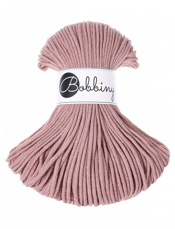 Špagát Bobbiny Junior 3 mm Blush